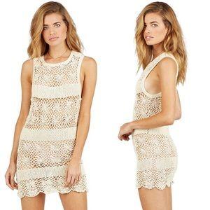 Stunning Cleobella Hermosa Knit Mini Dress Size S